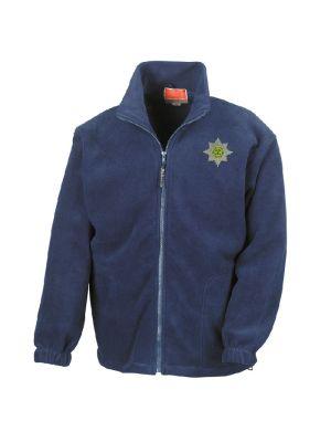 Irish Guards Full Zip Fleece