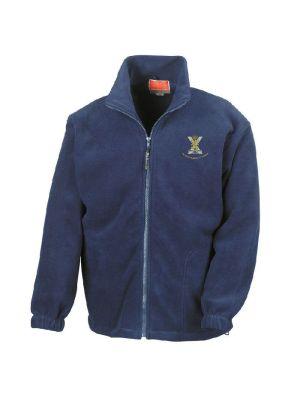 Royal Regiment of Scotland Full Zip Fleece